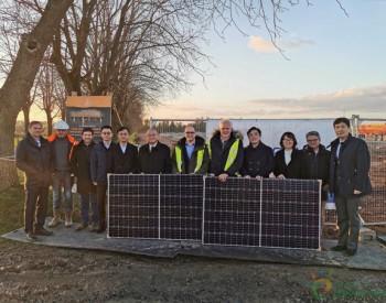 隆基比利时光伏发电项目得到广泛认可,为可再生能源应用树立范例