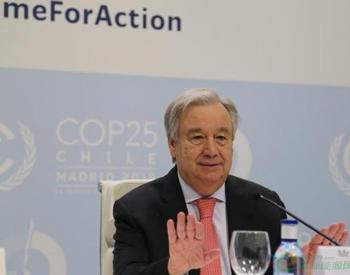 """气候变化大会开幕 联合国呼吁各国""""加把劲"""""""