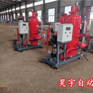 蒸汽回收机能够为锅炉保暖