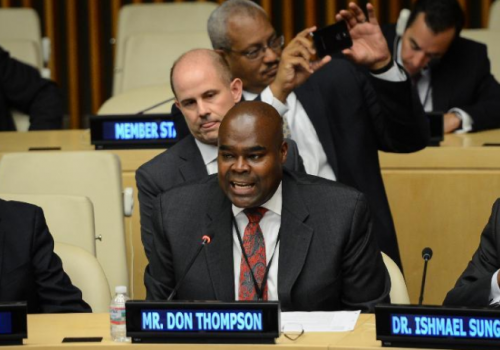 """联合国环境署大力支持""""一带一路""""绿色发展"""