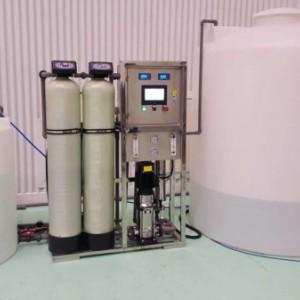 纯水机滤芯耗材更换