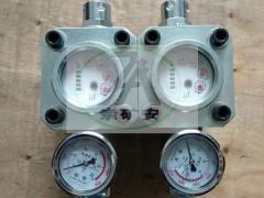 山东矿安SGZ高压水表密封性能好,数字直读水表