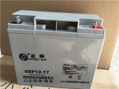 圣阳蓄电池FTB12-55狭长型参数规格