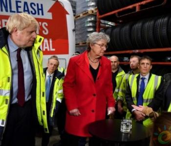 英国首相承诺脱欧后会保护日产等企正常运营