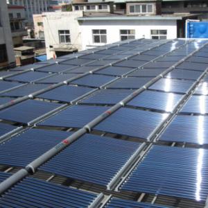 桑拿、洗浴中心太阳能热水工程