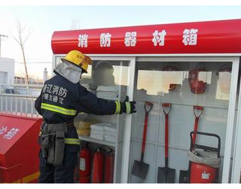 中國石油加油站再現教科書式救援