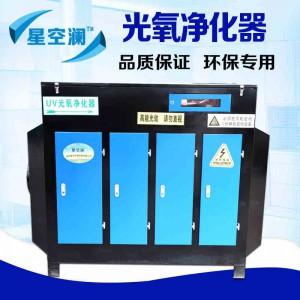 废气处理5000风量UV光氧催化净化器厂家供应