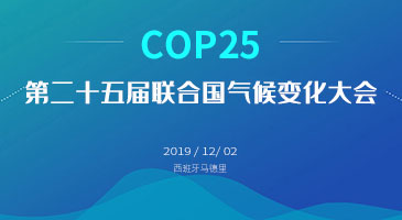 第二十五届联合国气候变化大会