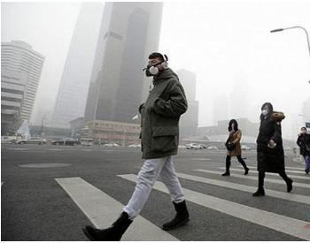 用AR看清<em>空气污染</em>严重性