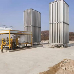 主要生产燃气设备(汽化器,气化调压撬,加气站)