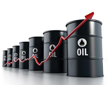 12月23日国际原油价格上涨