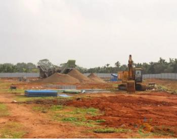 海南万宁设立建筑垃圾处理厂日处理1200吨变废为宝
