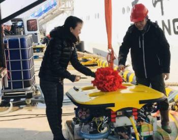 可实现<em>垃圾</em>自动回收 国内首台环保船体清洁机器人在山东青岛下水运行