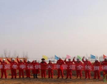 天津液化天然气(<em>LNG</em>)<em>项目</em>输气干线工程全线贯通投产