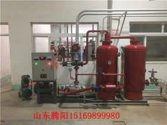 山东腾阳蒸汽回收机展望未来造福企业