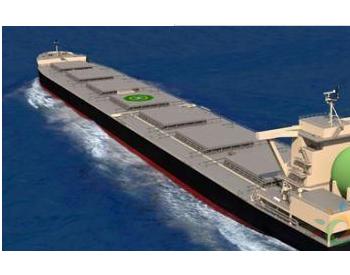 日本船<em>企</em>将建造全球首批LNG动力<em>大型</em>煤炭运输船