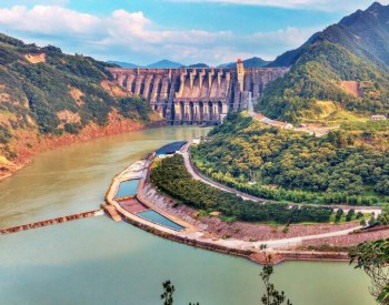 福建漳平市长安水电站并网运行获批复