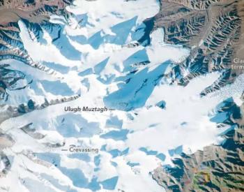 冰川消融白色警钟已敲响!温室气体指我国五分之一冰川已消融