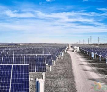 独家翻译|50MW!OCI为美国德州太阳能<em>项目</em>更新跟踪器及双面组件