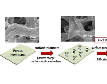 神户大学开发新型超薄膜 实现高效油水分离可用于工业<em>处理</em>