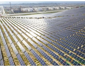 晶澳高效组件助力国内首个液态太阳燃料合成项目 共计10MW