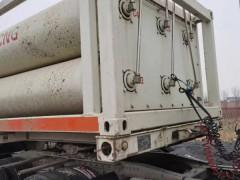 出售天然气CNG6管管束车 手续齐全