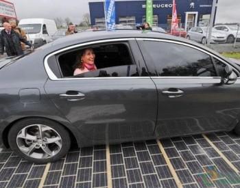 三年后 法国太阳能公路彻底宣告失败