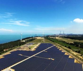 3年PR值保持84%以上!7项黑科技助力华能东方光伏电站发电量屡破纪录!