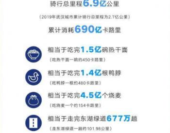 湖北武汉市民累计骑行6.9亿公里 减少<em>碳</em>排放<em>量</em>3.5万吨