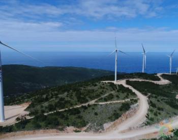 46MW!辽宁黑山莫祖拉风电项目正式实现商业运行