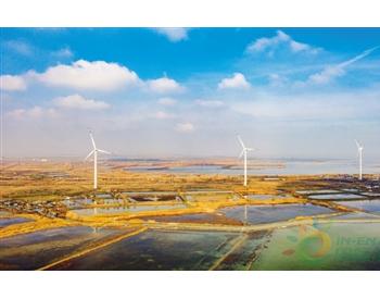 江苏风力发电机迎风旋转