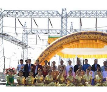 中缅电力能源合作迈出关键一步