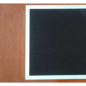 高效铝蜂窝基材活性炭过滤网