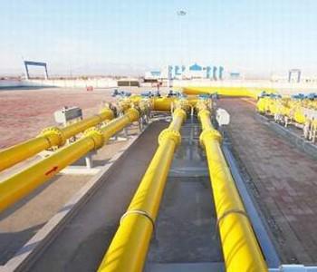 中亚国家通过中国—<em>中亚天然气</em>管道累计对华供气约3000亿方