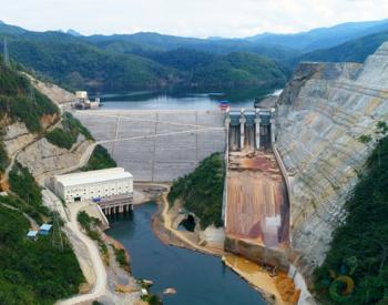 老挝南塔河水电站<em>枢纽工程</em>通过验收