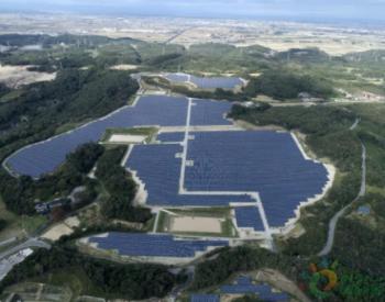 天合光能日本28MW超高压光伏电站并网