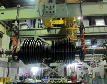 中国能建浙江火电检修全球首台<em>AP1000</em>核电机组并网发电