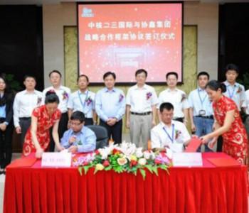 中国核能科技斥合计约7750万元收购协鑫两光伏发电<em>项目</em>