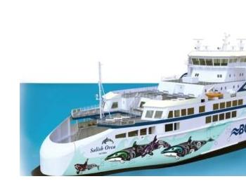 BC Ferries下单订造第四艘<em>LNG</em>动力渡船