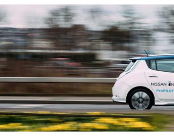 日产完成英国最长、最复杂<em>自动驾驶测试</em>