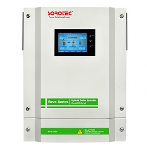 索瑞德REVO-Ⅱ 3-5.5KW太阳能储能系统一体机