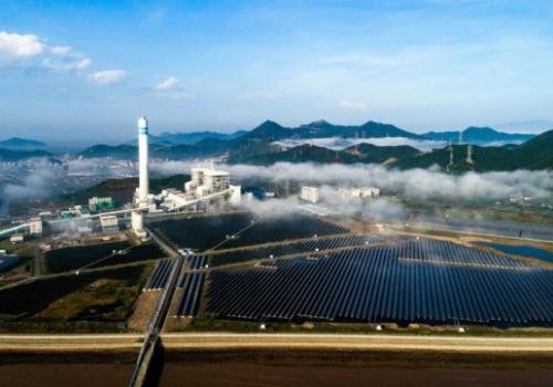 浙能集团省内单体最大BIPV光伏项目正式投产