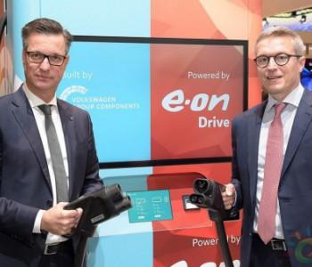 大众集团和能源集团E.ON合作 布局<em>移动充电</em>桩