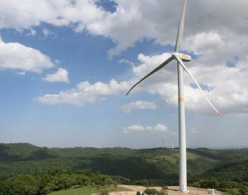2020年1月贵州六盘水市风电装机达45.19GW