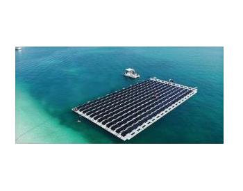 阳光电源助力阿联酋首个水面漂浮电站<em>离网</em>发电