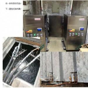 废水余热回收