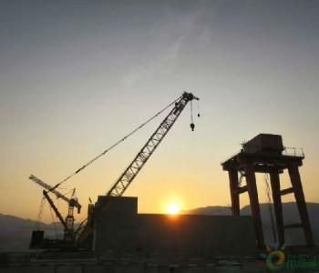 中国能建葛洲坝集团承建大藤峡<em>水利</em>枢纽船闸工程进入蓄水通航冲刺阶段