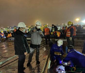 <em>中国化学工程</em>派出57名管道焊工增援雷神山医院建设