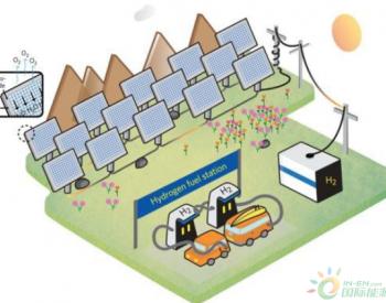 以色列设计<em>电池分离</em>PEC水分解<em>系统</em> 太阳能转化为氢气的效率达30%
