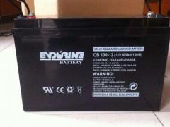 ENDURING恒力蓄电池12v100ah代理